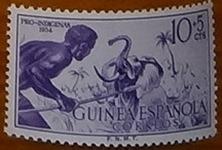 timbre Guinée espagnole 002