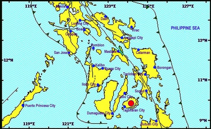 Bohol quake