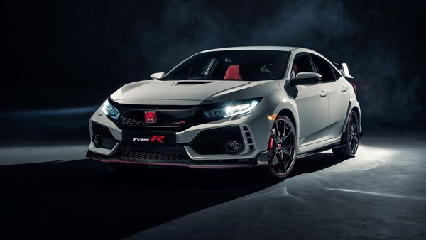 Honda Civic TypeR front