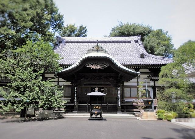Gessōji Temple