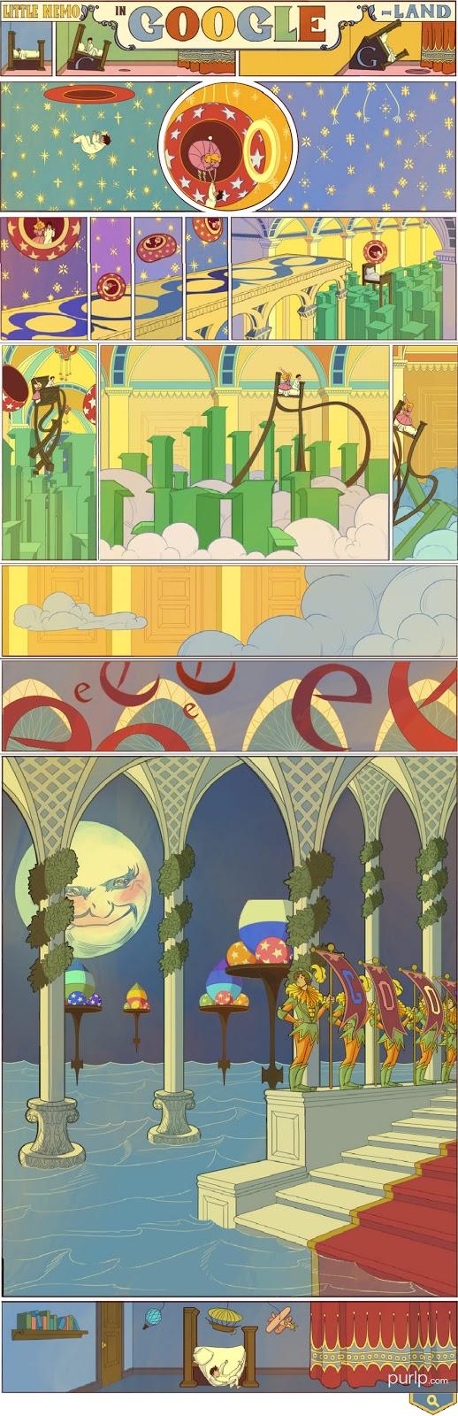 Google Doodle 15 October 2012