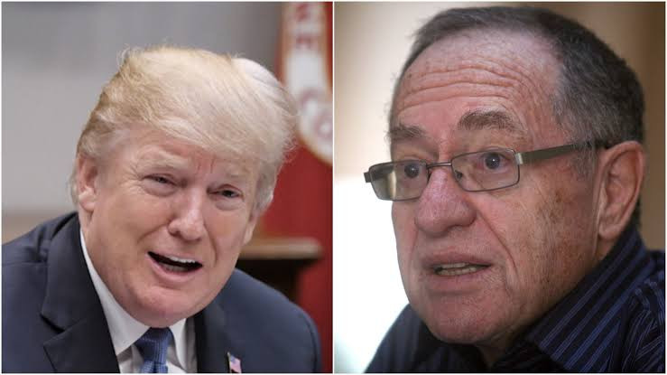 'Impeaching Trump for exercising his First Amendment rights would be so dangerous to the Constitution' - Trump lawyer Alan Dershowitz