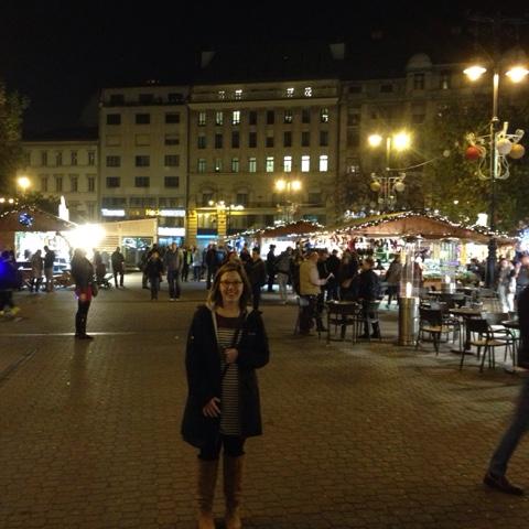 budapest christmas market - Viking River Cruise Christmas Market
