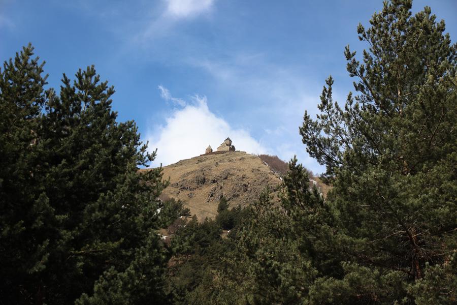 фото казбека горы