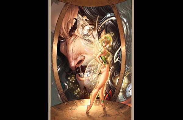 Fairy In Cage, Fairies 3