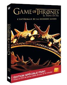 Game of Thrones DVD Saison 2 édition spéciale