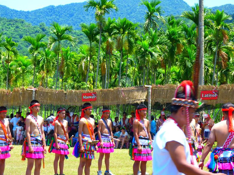Hualien County. De Liyu lake à Guangfu, Taipinlang ( festival AMIS) Fongbin et retour J 5 - P1240489.JPG