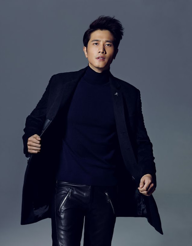 Peng Guan Ying China Actor