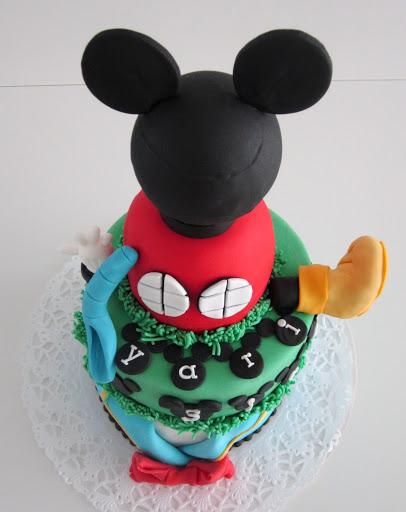 817- Mickey Mouse taart.JPG