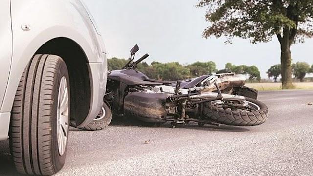 NH730 पर भीषण सड़क हादसा, एक की मौत, एक गंभीर रूप से घायल