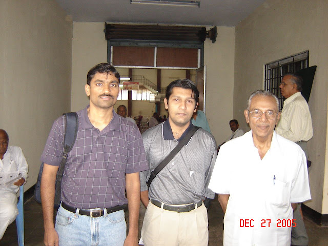 Sriram, Vijay, and Veerappan