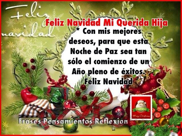 Feliz Cumpleanos Querida Hija Feliz Navidad mi Querida Hija