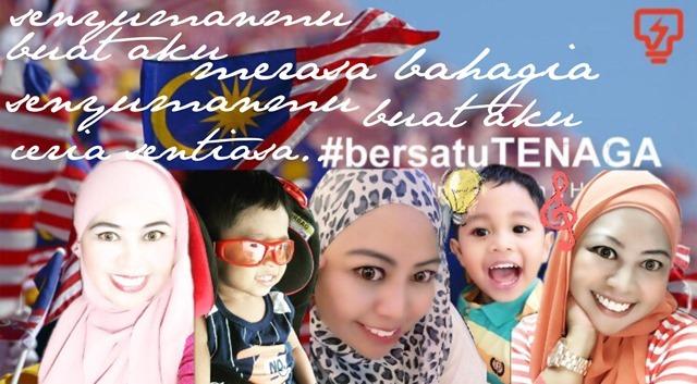 #bersatuTENAGA