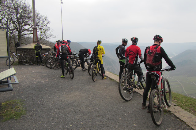 Trainingsweekend Eifel 11-13 maart 2016
