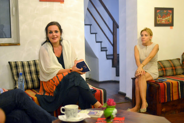 Seara literara - Editura Eikon lanseaza patru carti, La Vulturi (2014.09.03) 077