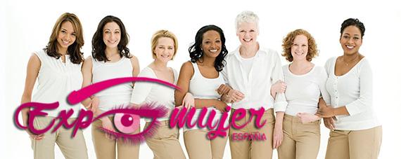 Expo Mujer España 2015, los días 19, 20 y 21 de junio. Pabellón de Cristal Casa de Campo