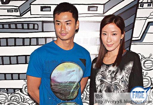 上年 9月被傳媒拍得疑似車震,兩人一齊開記招澄清,謙仔與楊怡段姊弟戀先正式浮上面。