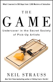 Cover of Neil Strauss's Book The Game Lost Chapters