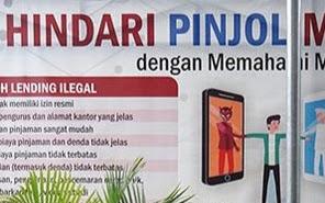 Pinjaman Oline Kian Meresahkan, Kominfo Gandeng Google Hapus Aplikasi Pinjaman Online Ilegal