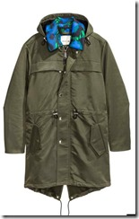 Kenzo for H&M Parka