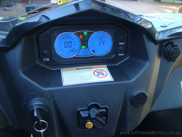 800cc Strike Hisun Side By Side Dash