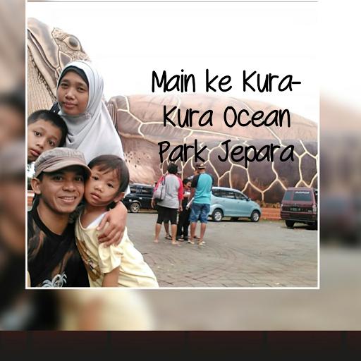 Menikmati Aneka Binatang Air di Kura-Kura Ocean Park, Pantai Kartini Jepara.