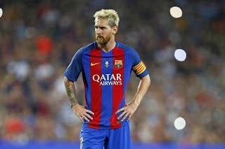 Barça : Messi souffre des adducteurs