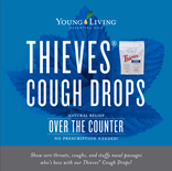 Thieves Cough Drops Brochure