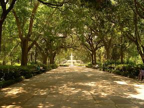 Beautiful Savannah, Georgia