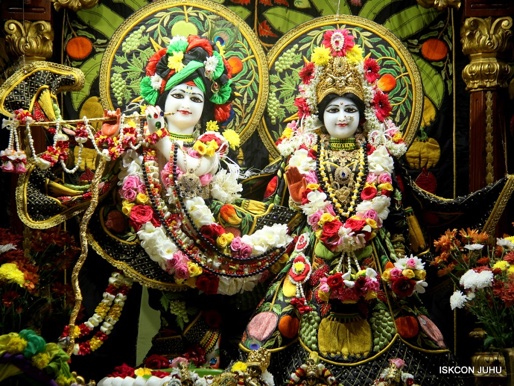 ISKCON Juhu Sringar Deity Darshan on 2nd July 2016 (3)
