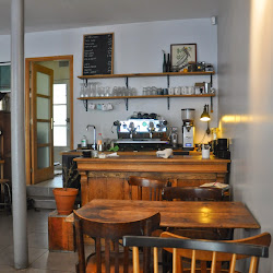 Black Market Café's profile photo