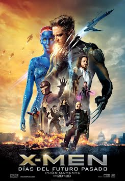X-Men: Días del futuro pasado - X-Men: Days of Future Past (2014)