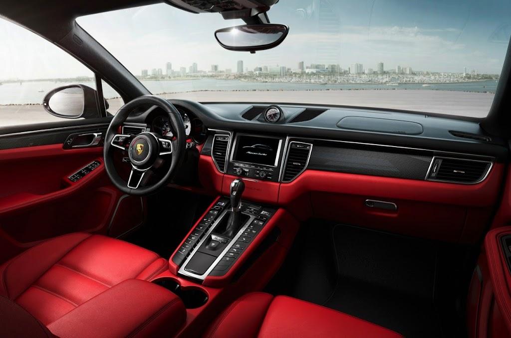 2014 Porsche Macan 996