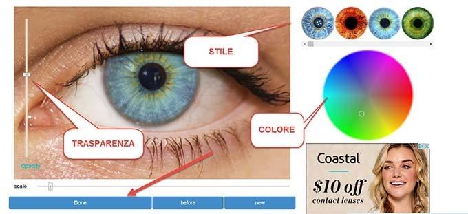 configurare-colore-occhi