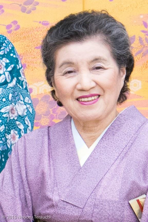目黒朎子さん