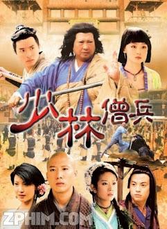 Thiếu Lâm Tăng Binh - The Shaolin Warriors (2008) Poster