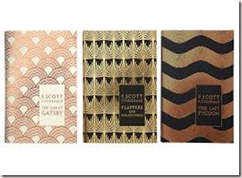 The Great Gatsby Art Deco Penguin Series Coralie Bickford-Smith