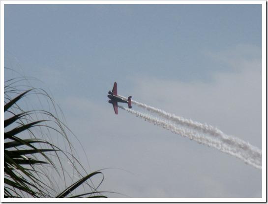 Stunt Planes Matt Younkin Beech 18 (8)