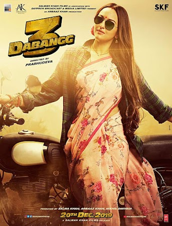 Watch Online Dabangg 3 2019 Full Movie Download HD Small Size 720P 700MB HEVC HDRip Via Resumable One Click Single Direct Links High Speed At WorldFree4u.Com