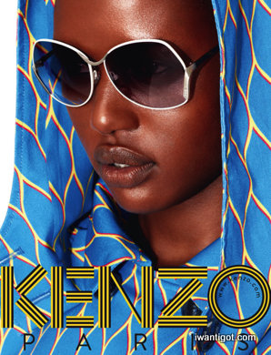 Kenzo Spring Summer 2012 Ad Campaign