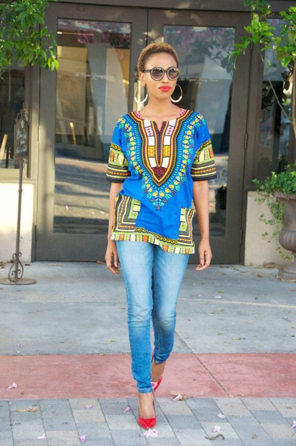 Latest African Women Outfits Styles For 2019 3