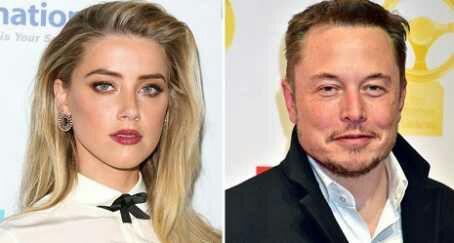 Amber Heard Splits From Paypal Billionaire