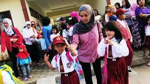 """TAJUK PASBANA : """" Hari Pertama Sekolah, Momentum Emas Untuk Masa Depan Anak """""""