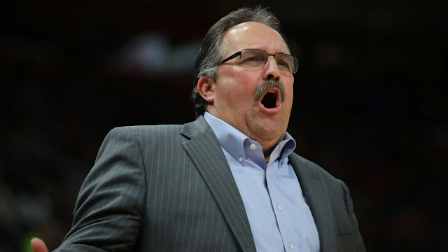 NBA's Van Gundy: Whites 'Are The Ones Who Are Racist'