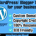 Wonderful WordPress/Blogger Website