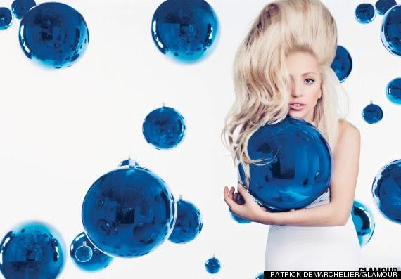 Lady Gaga Blue Balls