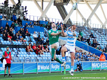 Semi final of the 2016 World Rugby U20 Championship