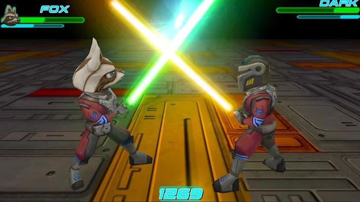 Star Force God Mode - screenshot
