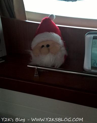 E' Natale a bordo di Y2K !