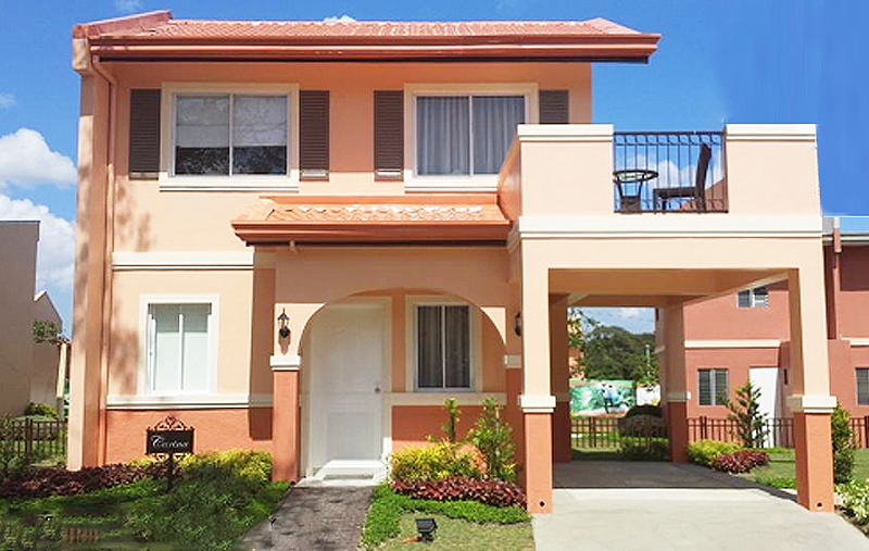 Photos of CARINA - Camella Carson | House and Lot for Sale Daang Hari Bacoor Cavite